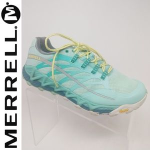 Merrell All Out Peak Women's Trail Running Shoes A